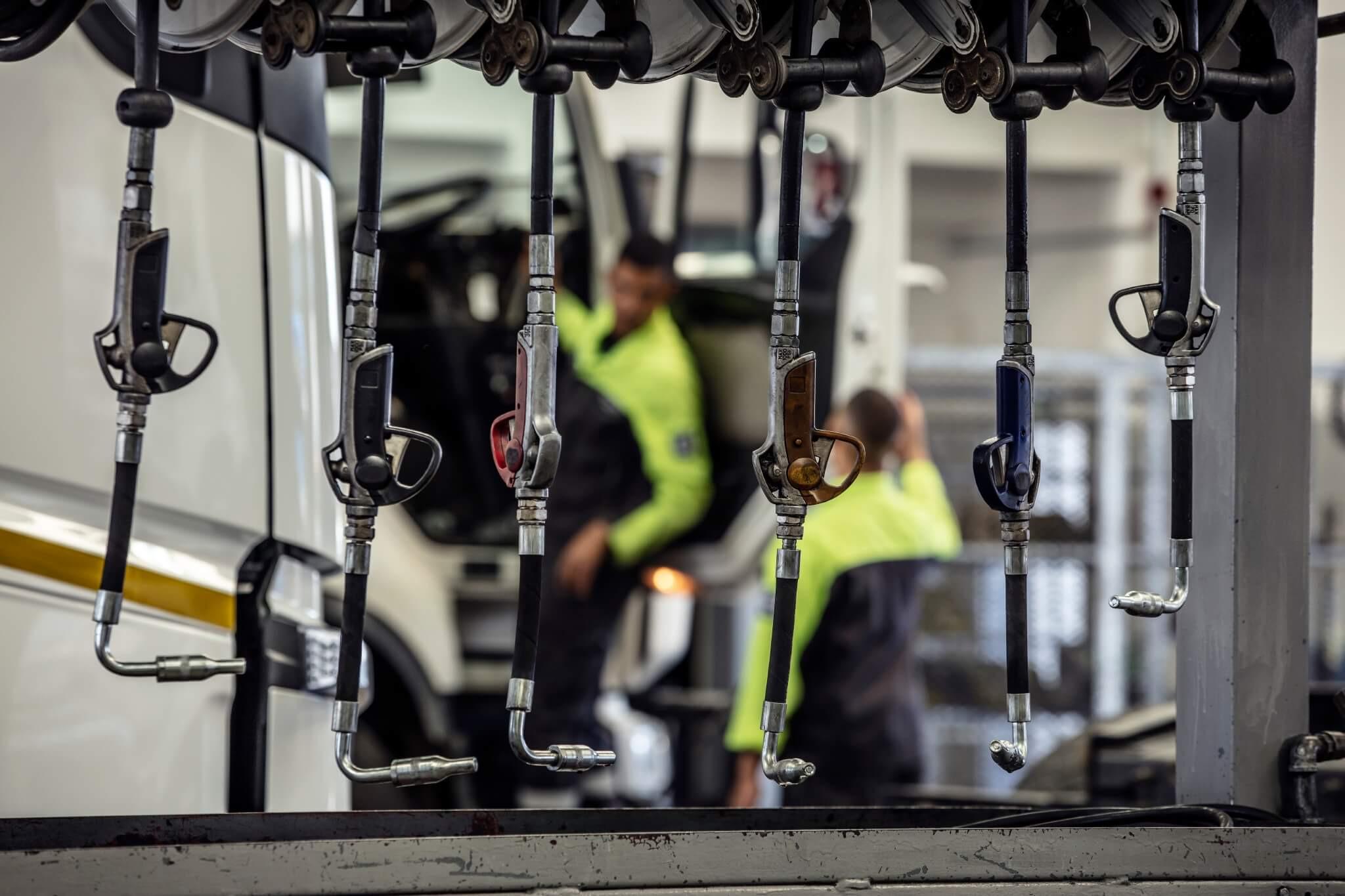 Maßgeschneiderter Service fürIhren Volvo Truck