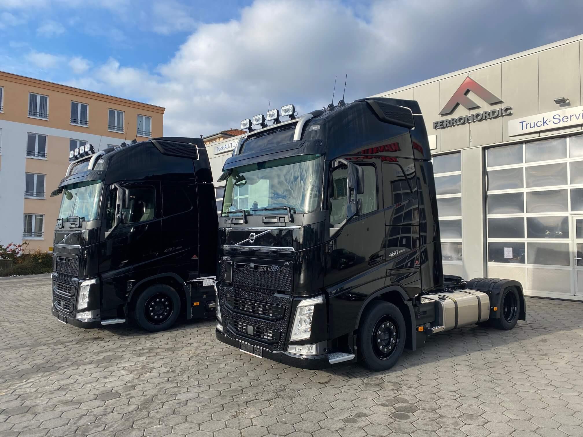 Volvo FH460 4x2 X-LOW geliefert an Firma TransLine 24 GmbH aus Kelsterbach.