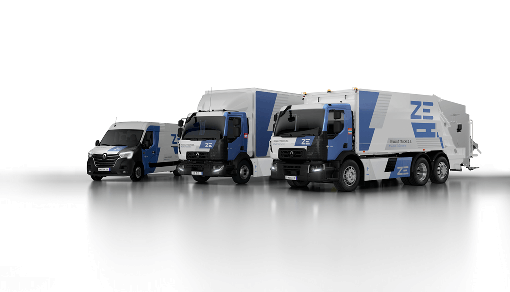 Renault Trucks Elektro-LKW