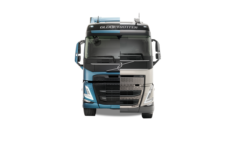 Volvo Trucks LNG-LKW