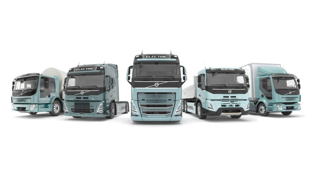 Volvo Trucks Elektro-LKW