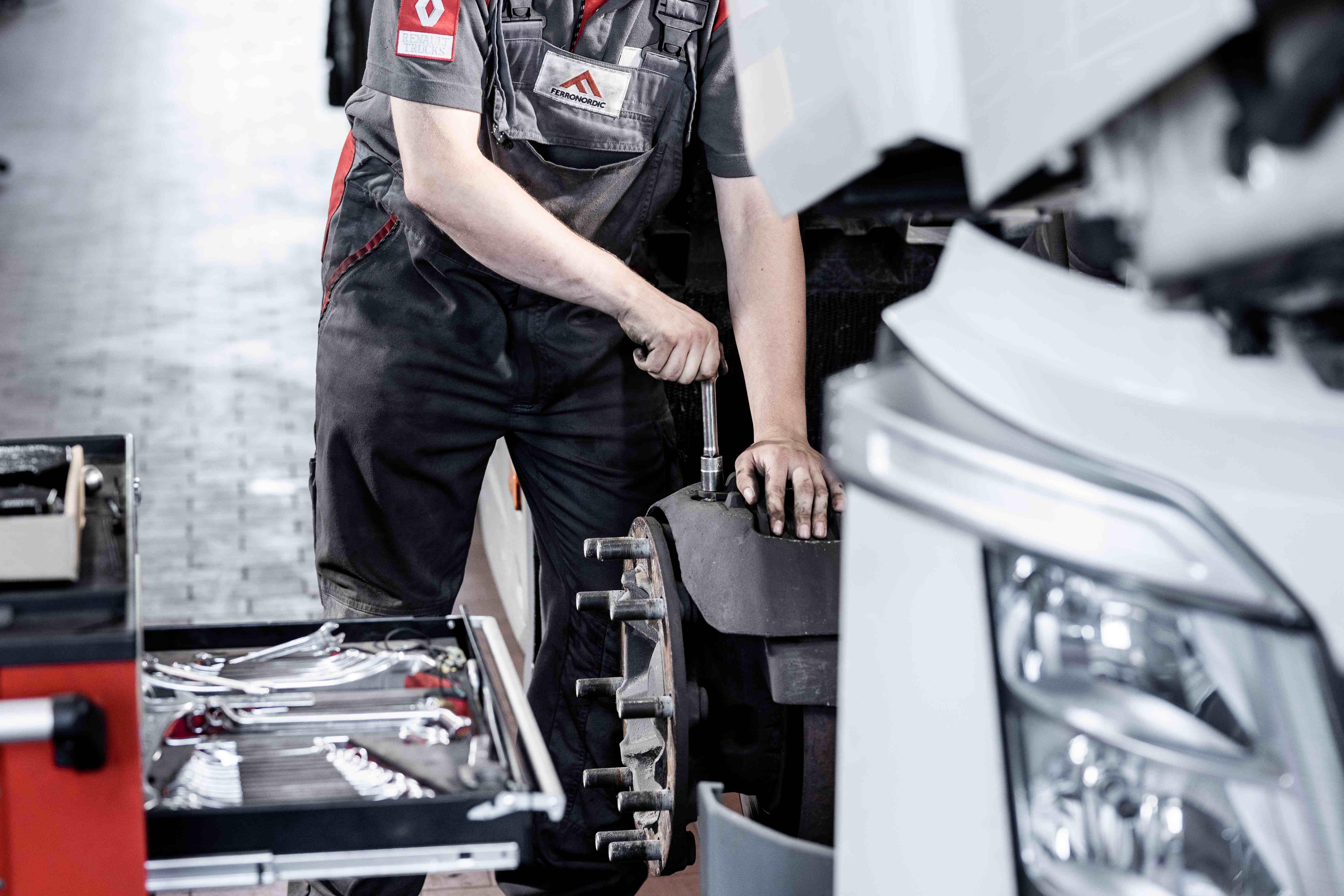 Wir haben unsere gesamte Flotte auf Renaultumgestellt und haben seitdem nicht mehr zurückgeblickt