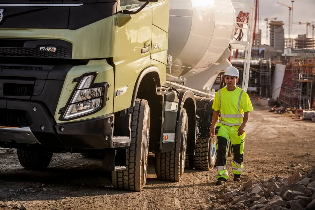 Renault Trucks – viel Leistungbei wenig Verbrauch